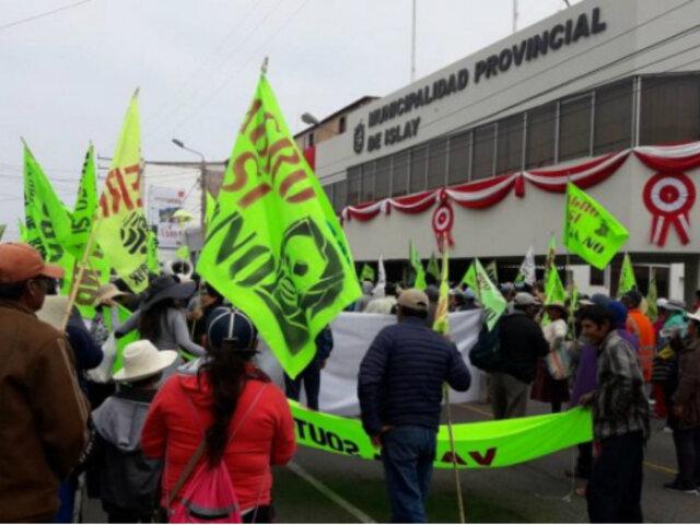 Proyecto minero Tía María: conozca los rostros tras las protestas