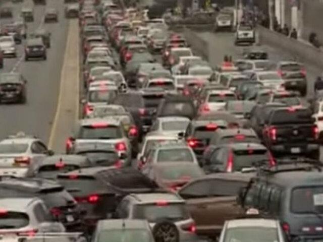 Corredores viales: Sistema 'pico y placa' ayudará contra caos y contaminación