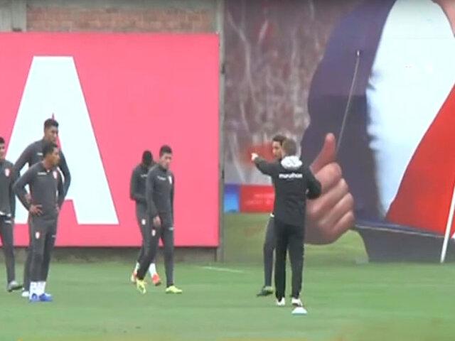 Selección Peruana de Fútbol Sub 23 se alista para los juegos Panamericanos