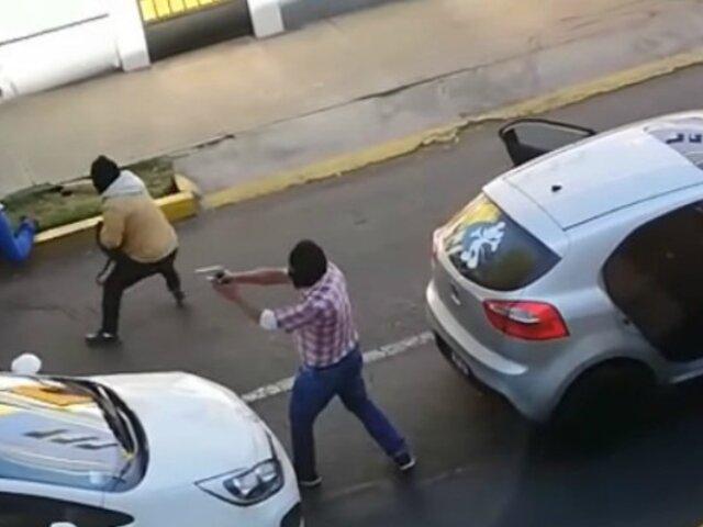 Arequipa: asaltan a cambista en pleno centro de la ciudad