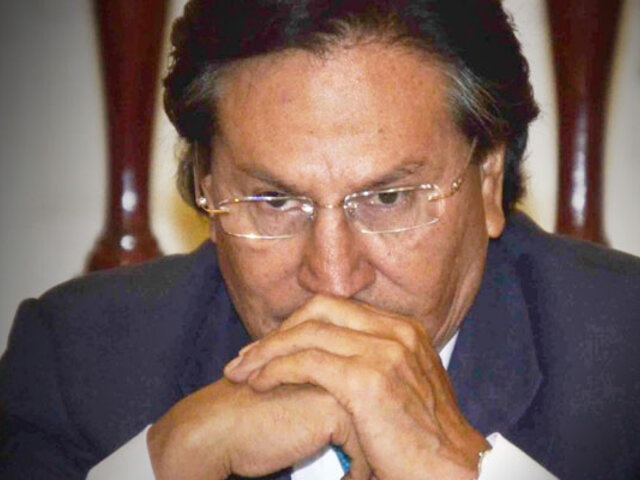 Alejandro Toledo: Juez de Estados Unidos le exige entregar información financiera