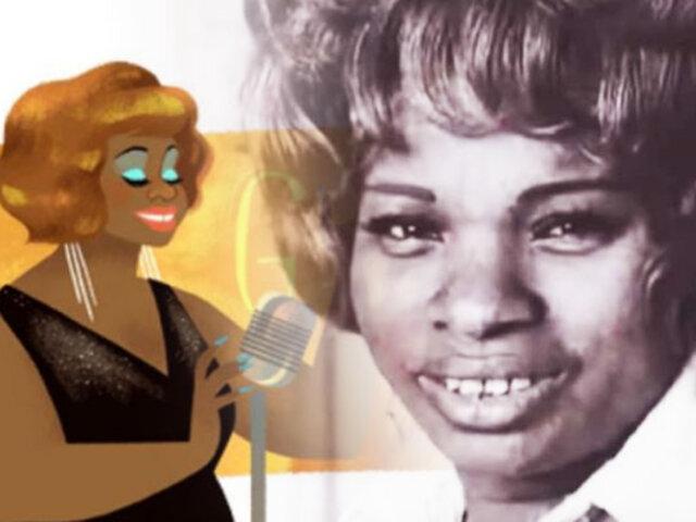 Lucha Reyes: Google homenajea a cantante con un doodle