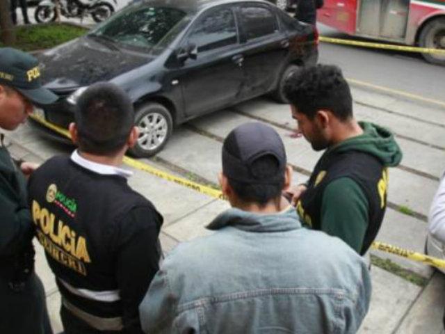 Miraflores: vecinos y transeúntes auxiliaron a cambista asaltado