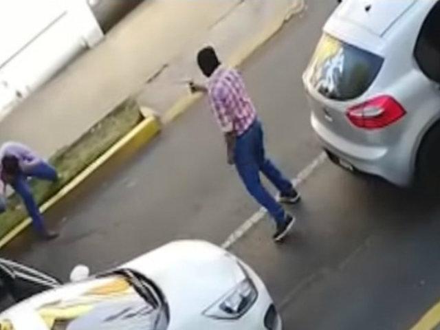 Policía investiga asalto a cambista en Arequipa