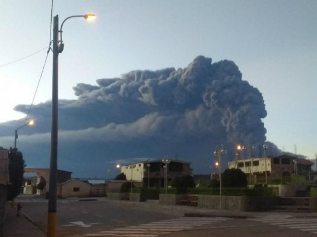 Ministerio de vivienda instalarán más de 600 módulos para afectados por cenizas de volcán Ubinas