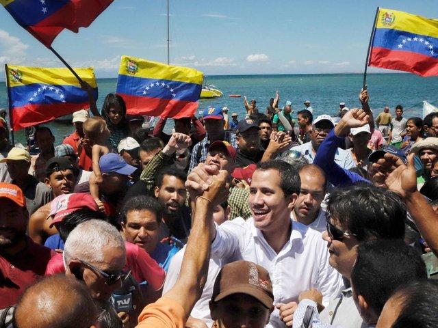 EEUU destinaría fondos de ayuda a Centroamérica para apoyar a Juan Guaidó