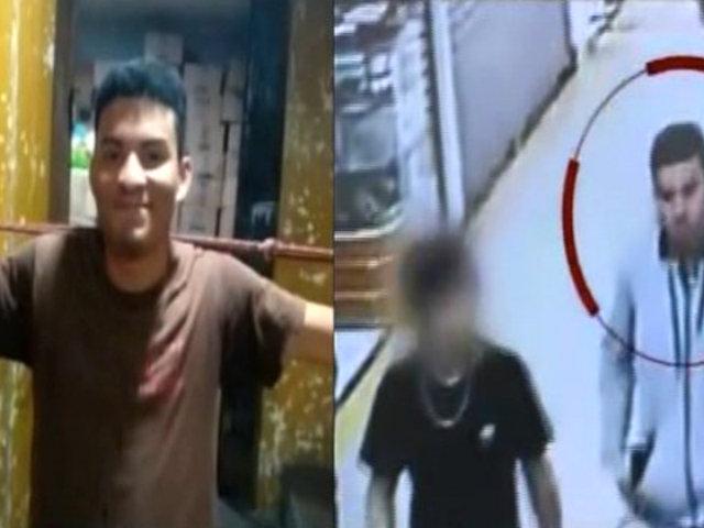 Cercado: extranjero es acusado de robar más de 63 mil soles de tienda comercial