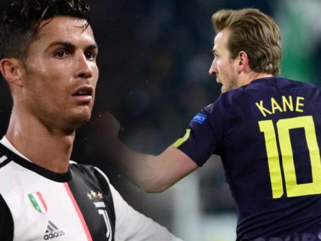 Tottenham venció 3-2 a Juventus con golazo de Harry Kane
