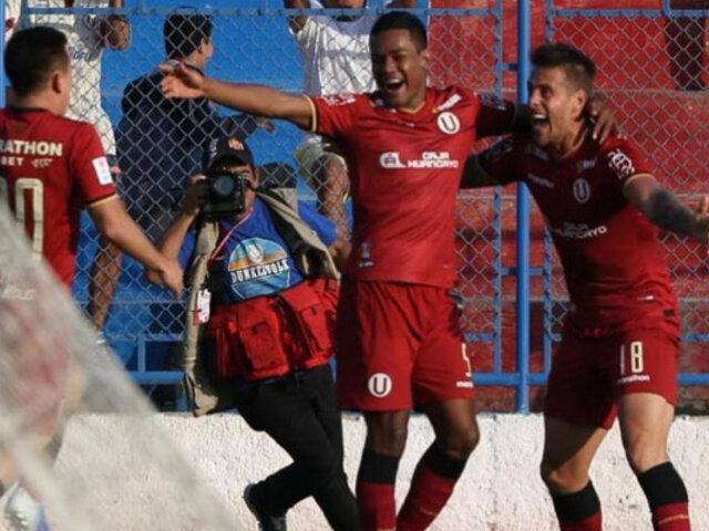 Torneo Clausura: Universitario de Deportes derrotó 1- 0 a Pirata FC