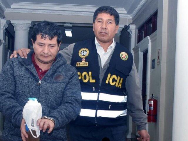 Los Cuellos Blancos del Puerto: exjuez Carlos Chirinos fue puesto a disposición del INPE