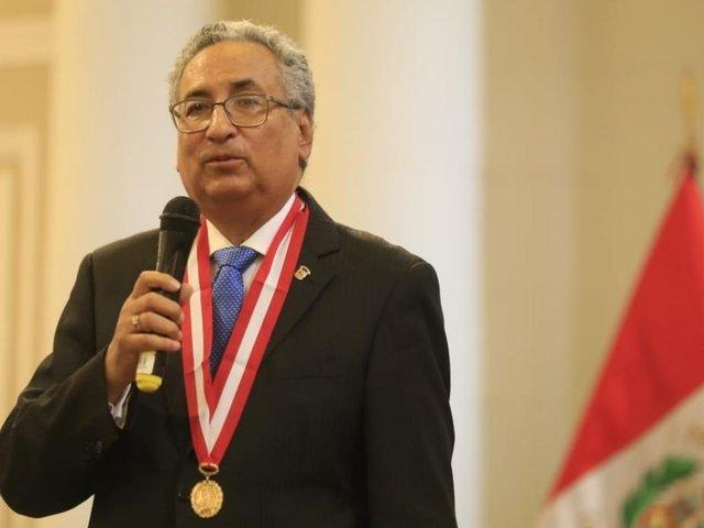 Poder Judicial: Ministerio de Justicia decidirá si se devuelve dinero a Odebrecht