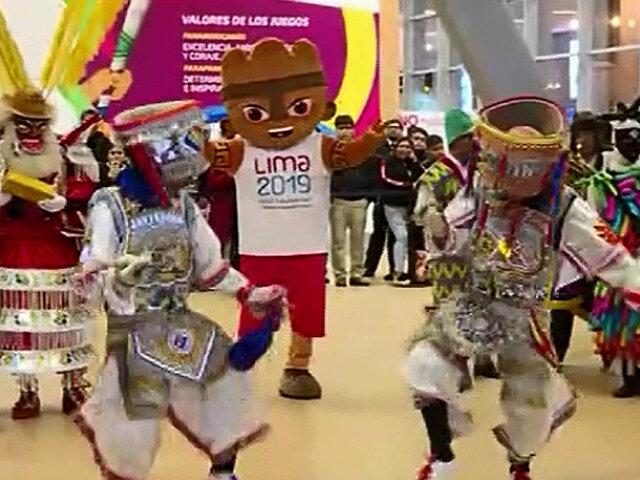 Juegos Panamericanos 2019: llegan las primeras delegaciones al aeropuerto Jorge Chávez