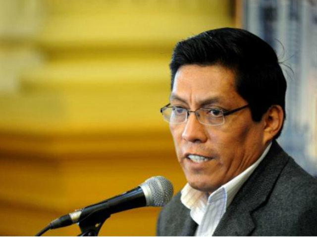 Congreso: presentan moción para interpelar a Zeballos por fuga de sicario 'Goro'