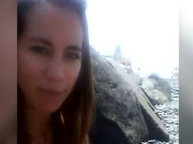 Paracas: familiares de mujer atropellada descartaron que sea un accidente