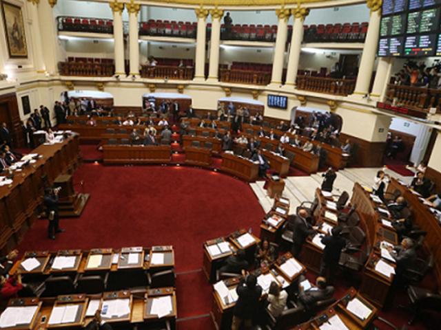 Reforma política: aprueban segundo proyecto sobre elecciones internas de partidos