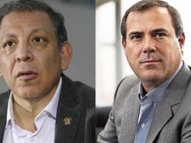 Controversia por video donde Arana y Giuffra hablan sobre decreto