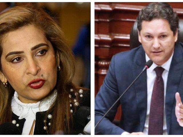 Maritza García confirma conversaciones con Salaverry para integrarse a Cambio 21