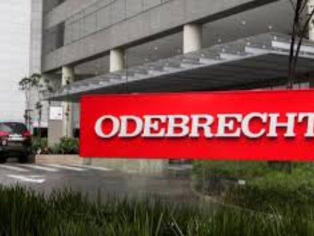 Odebrecht, sin devolución de Chaglla quedaría legalmente liquidada