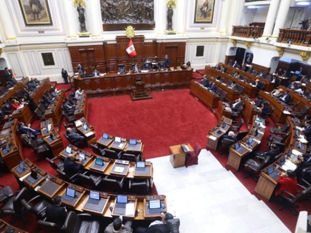 Bancada del partido Morado pide reconsiderar admisión de moción de vacancia