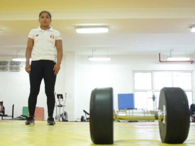 Thalía Mallqui: luchadora peruana buscará el oro en los Panamericanos Lima 2019