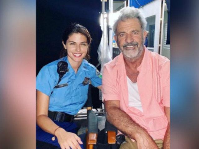 Puerto Rico: Stephanie Cayo graba película junto a Mel Gibson