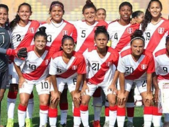 Lima 2019: la bicolor debutará hoy en fútbol femenino frente a Argentina