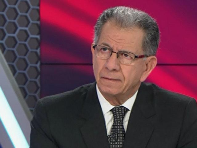 Óscar Urviola sobre admisión de actas de nulidad: JNE debió respetar los plazos que estable la ley