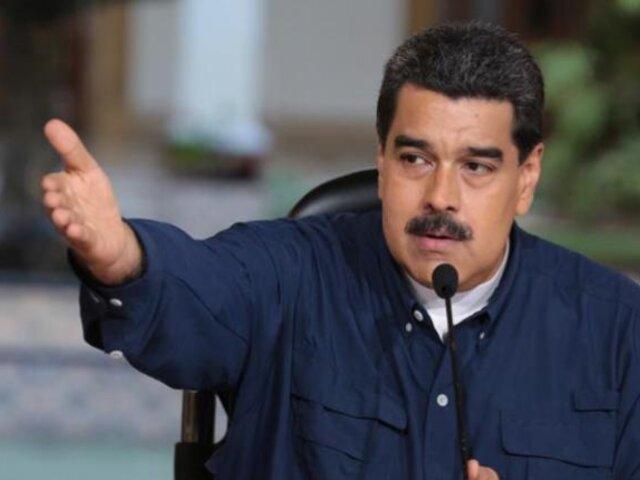Venezuela: Maduro entregará mina de oro a cada gobernador para financiar presupuesto