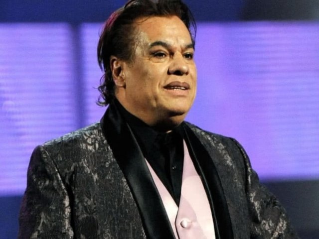 Juan Gabriel: revelan video del cantante horas antes de su muerte