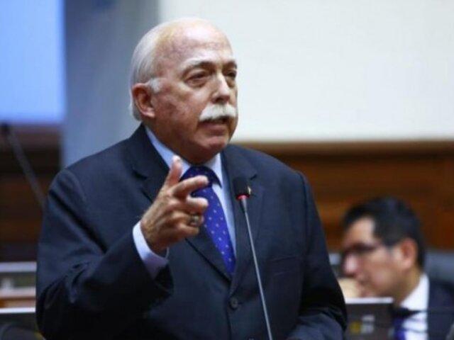 """Carlos Tubino renuncia a Fuerza Popular: """"He recuperado mi independencia"""""""