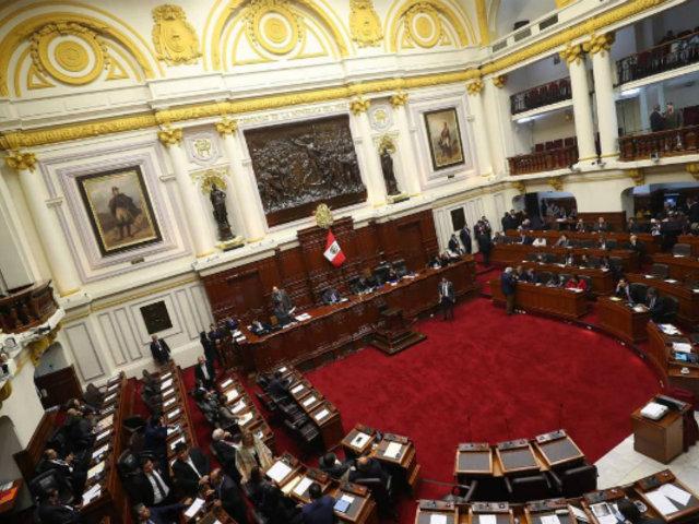 Congreso: reacciones tras presuntos pagos de Odebrecht a César Villanueva