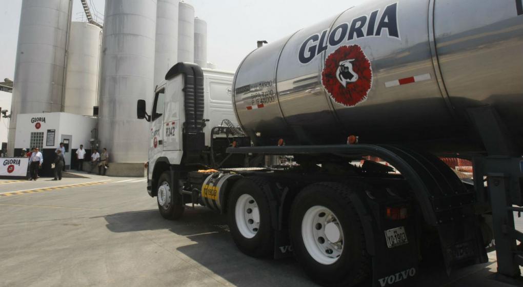 Productos lácteos de Gloria incluidos en lista roja de FDA