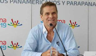 Carlos Neuhaus, el artífice de los Juegos Panamericanos Lima 2019