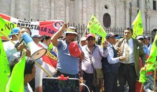 Tía María: Fiscalía ya investiga desmanes en paralización
