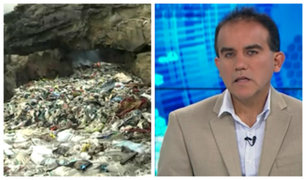 ONG Vida: El 80% de contaminación de playas proviene de cuencas de ríos