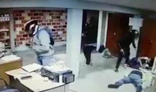 Así fue el violento robo a trabajadores de discoteca en Tarapoto