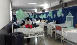 Minsa declara emergencia en Cajamarca por más de mil casos de dengue