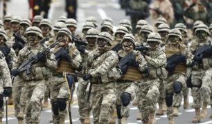 Perú es el cuarto país con más poderío militar de América Latina