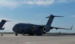 Venezuela denuncia nueva incursión ilegal de aviones de EEUU en su territorio