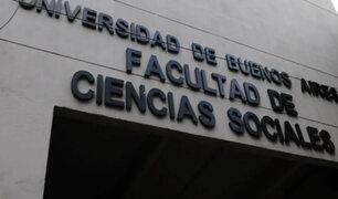 Universidad argentina aprueba, por primera vez, uso de lenguaje inclusivo