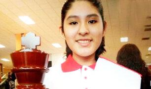 Niña es tricampeona panamericana y necesita ayuda para próxima competencia mundial