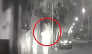 Fiscalía e Inspectoría de la PNP investigan caso de patrullero que atropelló a peatón