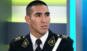 Yafe Díaz: cadete PNP que saludó a su madre en desfile patrio narra lo que vivió