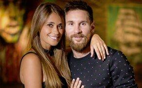 Antonela Roccuzzo revela fanatismo de Messi por popular saga