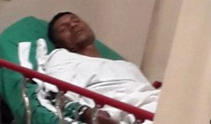 Hospital Rebagliati: presunto feminicida internado en área de salud mental