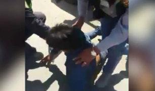 Lambayeque: secuestraron a chofer para robar tráiler con minerales