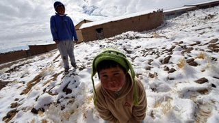 Temperatura extrema: Sierra soportará hasta 20 grados bajo cero este domingo