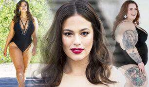 Modelos de talla grande triunfan en el mundo de la moda a nivel internacional