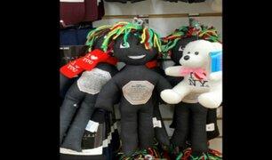 Muñecas negras diseñadas para ser golpeadas generan polémica en EEUU