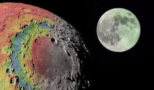 Estudio revela que la Luna es más antigua de lo que se pensaba